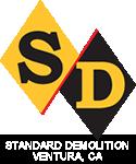 Standard Demolition Logo